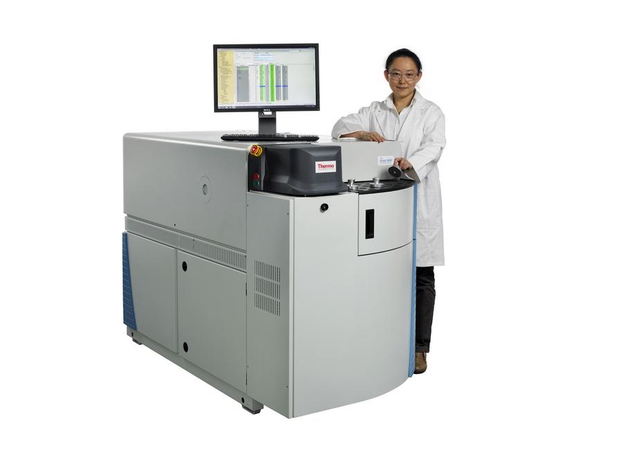 Máy phân tích quang phổ phát xạ ARL iSpark 8820