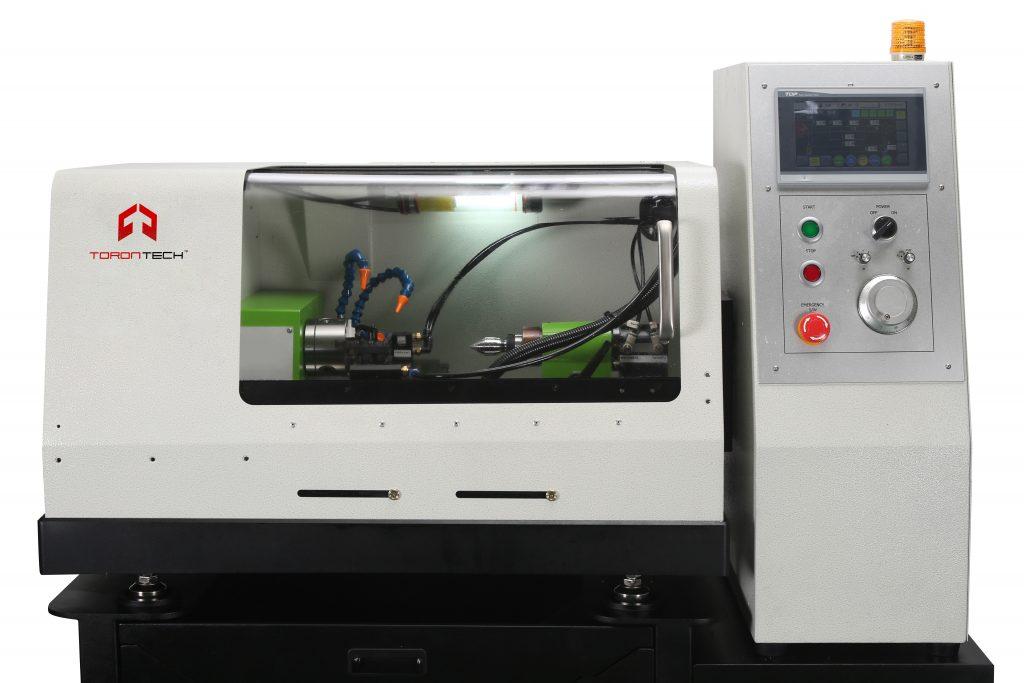 Hệ thống máy tiện vật liệu kim loại