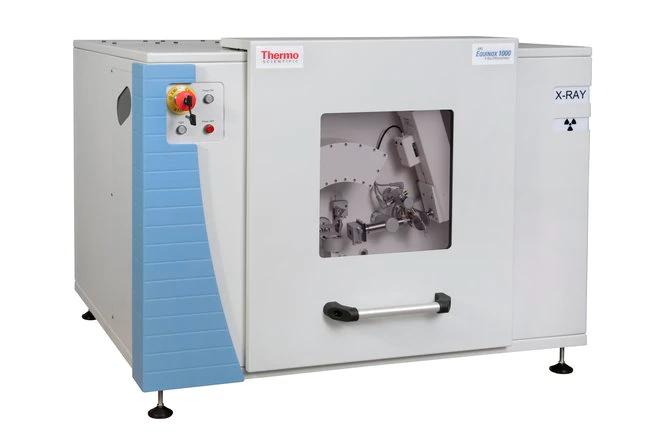 Máy phân tích quang phổ nhiễu xạ tia X (ARL ™ EQUINOX 1000)