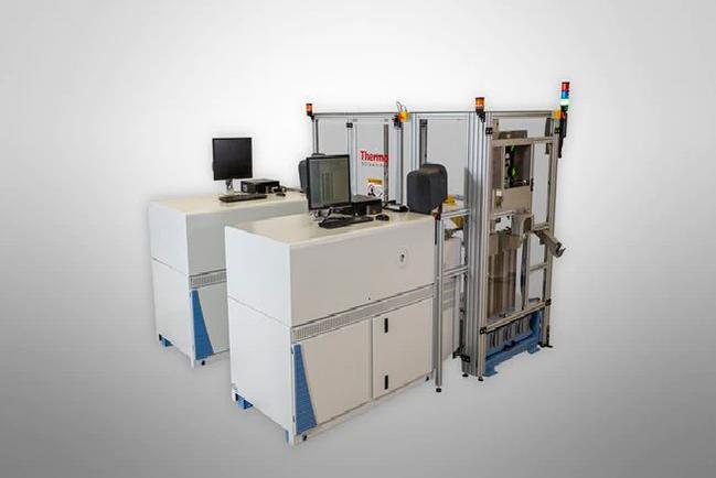 Hệ thống phân tích quang phổ phát xạ tự động hóa online